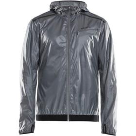 Craft Wind Jacket Men, grijs
